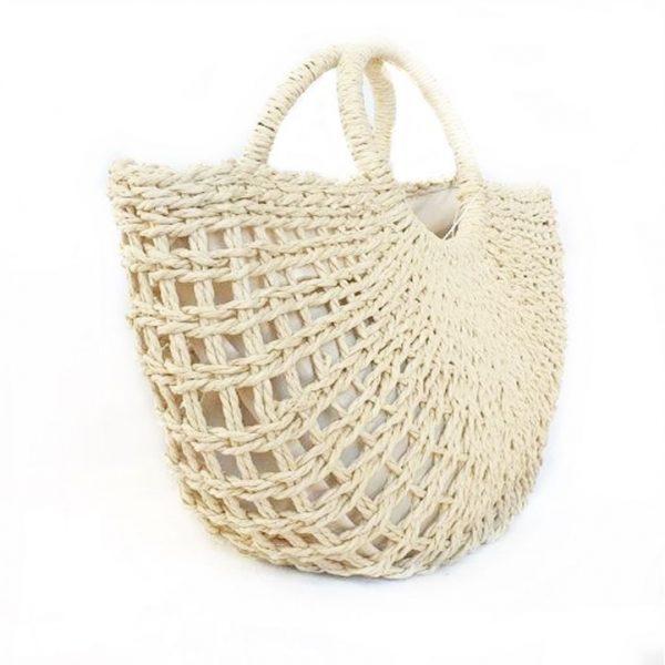 Bolso cesta de verano