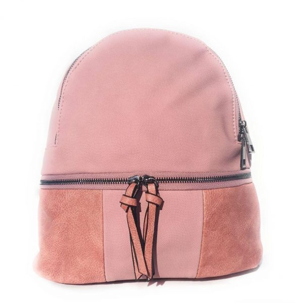Mochila rosa mod. j512