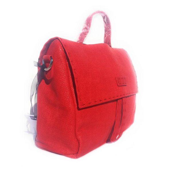 Bolso bandolera rojo h0113