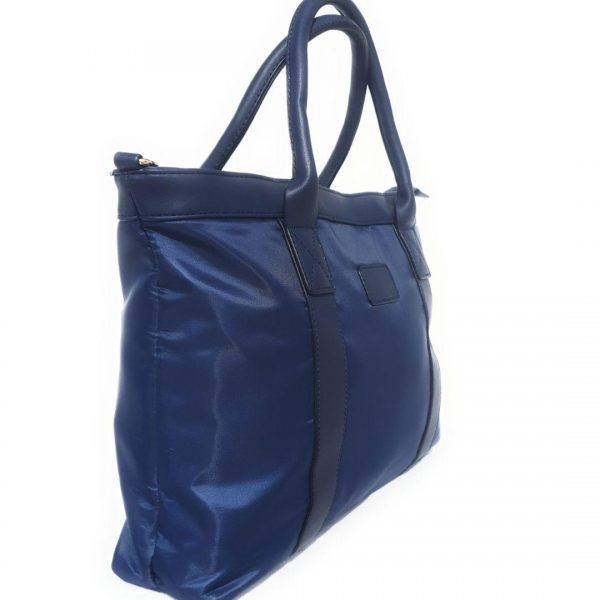 Bolso nylon T10908 Blue