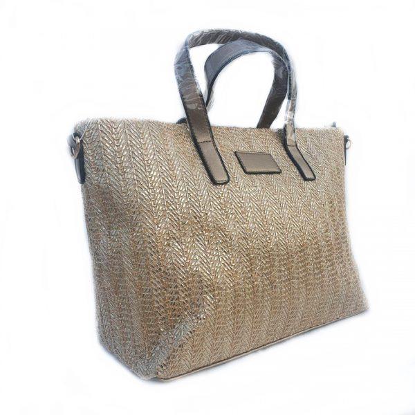 Bolso tipo cesta de verano. CT125-40